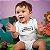 Body ou Camisetinha Infantil Legacy Quadrado Branco - Imagem 2