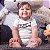 Body ou Camisetinha Infantil Eu Sou Sua Filha Branco - Imagem 2