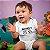 Body ou Camisetinha Infantil Player 2 Branco - Imagem 2