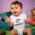 Body ou Camisetinha Infantil Melhor Filho Branco - Imagem 2