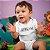 Body ou Camisetinha Infantil Ctrl+V Branco - Imagem 2