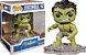 Funko Pop Marvel Avengers *DELUXE* Hulk *EX* 585 - Imagem 1