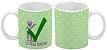 Caneca Profissão 300 ml Gestão de Qualidade - 1 unidade - Imagem 1
