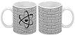 Caneca Profissão 300 ml Física - 1 unidade - Imagem 1