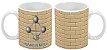 Caneca Profissão 300 ml Engenharia de Materiais - 1 unidade - Imagem 1