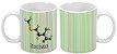 Caneca Profissão 300 ml Bioquímica - 1 unidade - Imagem 1