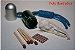 Capsula Estanque de Alumínio - Aprova dagua - Verde - Imagem 3