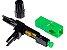 Conectores Sc-apc Fibra Óptica Fast Verde - 10 pcs - Imagem 2