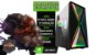 PC Gamer - Placa Mãe B450-M + RYZEN 5 5600G + 8GB DDR4 2666Mhz + SSD 240GB + GTX 1050 TI 4GB + 1 FAN RGB - Imagem 1