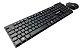 Kit Teclado e Mouse Sem Fio - Multilaser Wireless 2.4ghz USB TC251 - Imagem 3