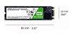 SSD SATA WD Green M.2 - 240GB - Imagem 2