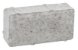 Piso Intertravado Retangular Cinza Natural 10x20cmx6cm - Presto - Imagem 2