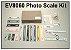 Kit de escala fotográfica SKU: EV8060 - Imagem 1