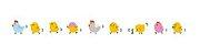 Fita Deco Rush Chick - Plus Japan - Imagem 2