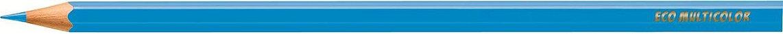 Lápis de Cor 12 Cores Super Ponta Multicolor - Imagem 3