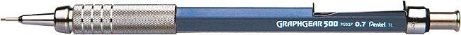 Lapiseira 0.7mm Pentel Graphgear - Azul - Imagem 1