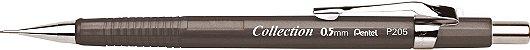 Lapiseira 0.5mm Pentel Sharp P205 - Cores Sortidas - Imagem 3