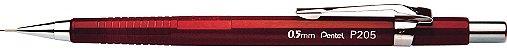 Lapiseira 0.5mm Pentel Sharp P205 - Cores Sortidas - Imagem 2