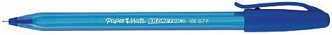 Caneta Kilometrica 100 Ponta FINA 0.7mm Paper Mate - AVULSA - Imagem 4