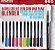 Caneta Pincel Brush Pen Newpen -  16 cores  blender 16 cores   - Imagem 2