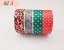 Fita Adesiva Washi Tape Estampada Kit c/4 - Imagem 3