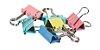 Prendedor de Papel Metal 25mm Color Pastel Brw - Unidade - Imagem 2