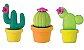 Borracha Fofa Tilibra Cactus - Imagem 1