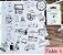 Caixinha de Stickers (Die Cute) com 45 Adesivos - Modelos - Imagem 5