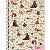 Caderno Universitário Tilibra 1 Matéria Loveland 80 Folhas - Imagem 1