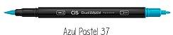 Caneta Cis Dual Brush Aquarelável Pastel Avulsa - Imagem 3