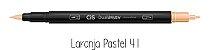 Caneta Cis Dual Brush Aquarelável Pastel Avulsa - Imagem 4