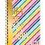 Caderno Universitário 1 Matéria Tilibra Be Nice 80 Folhas  - Imagem 3