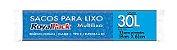 SACO LIXO MULTILIXO 30LTS - 10 UND - Imagem 1
