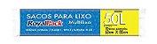 SACO LIXO MULTILIXO 50LTS 10 UND - Imagem 1