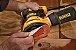 Suporte P/ Furadeira E Esmerilhadeira + 10 Disco Lixa para madeira metal massa e similares 125mm  8 Furos lixa roto orbital - Imagem 6