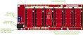 Base Board L UNO - Para Arduino UNO, MEGA e similares - Imagem 2