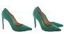 Scarpin Verde Schutz - Imagem 1