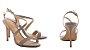 Sandália Body Line Mini Shine Schutz - Imagem 1