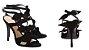 Sandália Bow Tie Black Schutz - Imagem 1