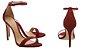 Sandália Single Red Wine Schutz - Imagem 1