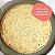 """Quiche de Palmito com """"Cream Cheese"""" G (1,3kg) - Imagem 1"""