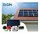 Kit Gerador Energia Solar Fotovoltaico Com 216 Paineis 340w 73,44kwp Elgin - Imagem 1