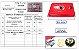 Peça Tanque Para Gerador Branco Gasolina Mg B4t-2500 L 70303690 - Imagem 2