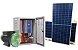 Kit Bomba Solar Ecaros Thebe Th-16 Nr 3cv Weg + Quadro Inversor + 8 Paineis 340w - Imagem 1