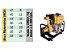 "Motobomba Diesel Buffalo Bfde 3"" x 2"" Chorume 10cv P. Eletrica - Imagem 2"