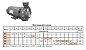 Motobomba Db-5c 1,5cv 2p trifasica 3x220/380v Grundfos - Imagem 2