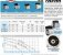 Pressurizador de Água RW9 Revestimento de Cerâmica 127V 100W Bomba Rowa - Imagem 2