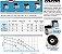 Bomba Pressurizador De Água RW12 Revestimento de Cerâmica 220V 150W Bomba Rowa - Imagem 2