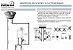 Bomba Pressurizador De Água RW12 Revestimento de Cerâmica 220V 150W Bomba Rowa - Imagem 3