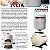 Tanque De Expansão Vertical Aço 24 Litros Para Pressurizador Rowa - Imagem 2